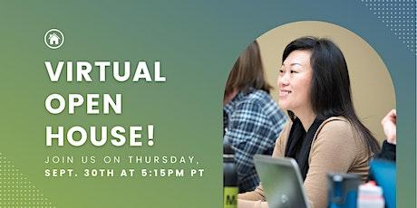Presidio Graduate School Virtual Open House tickets