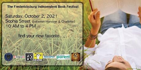 The Fredericksburg Independent Book Festival (Visitors) tickets