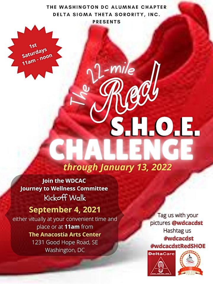 22-Mile Red S.H.O.E. Challenge image