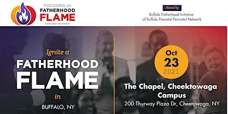 3rd Annual Buffalo Fatherhood Initiative  Conference: Fatherhood FLAME tickets