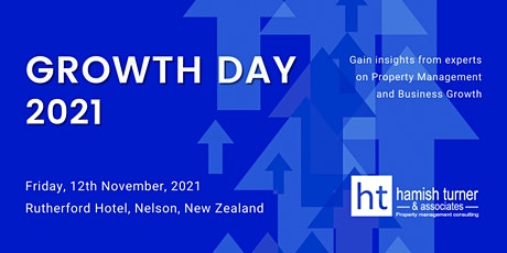 HTA - Growth Day Conference tickets