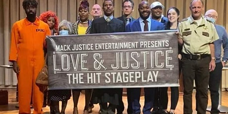 LOVE  & JUSTICE The Hit StagePlay (ReAired) tickets
