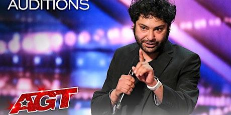 Fremont  Thursday Night Comedy LIVE -  Kabir Singh (AGT) ALL STAR SHOW 2021 tickets