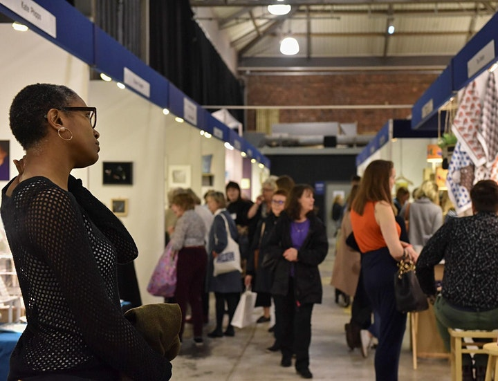 Great Northern Contemporary Craft Fair, Victoria Baths, Manchester image