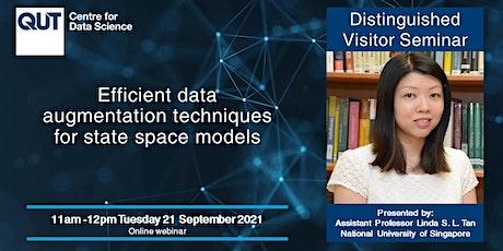 Distinguished Visitor Seminar - Assistant Professor Linda Tan tickets