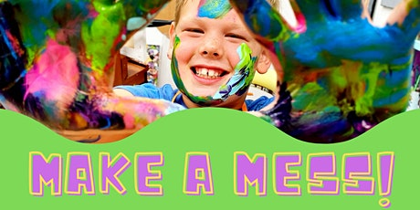 Make A Mess Acrylic Workshop tickets
