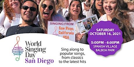 World Singing Day - San Diego tickets