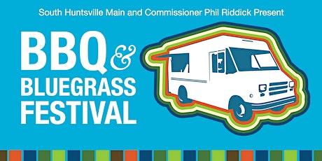 South Huntsville BBQ & Bluegrass Festival tickets