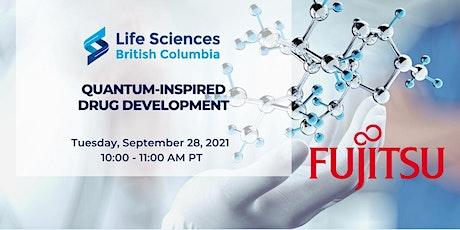Quantum-Inspired Drug Development biglietti