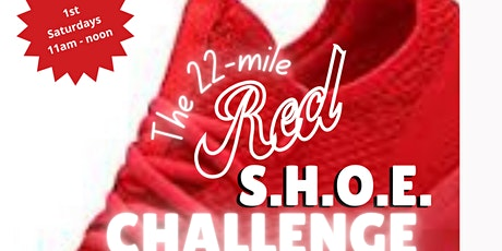 22-Mile Red S.H.O.E. Challenge tickets