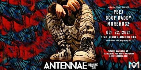 An-ten-nae 'Medicine Tour' at Dead Ringer Analog Bar tickets