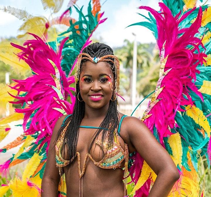 Miami Carnival Costume Pick-up image
