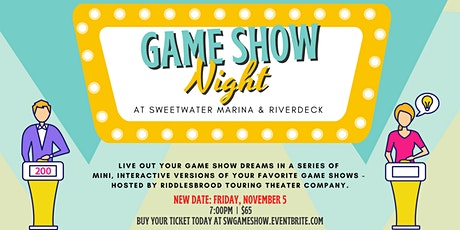 Game Show Night at SW Riverdeck tickets