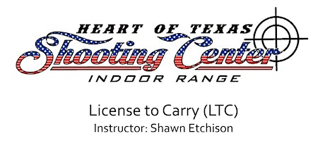Texas Unlicensed Carry (TXUC) Class tickets