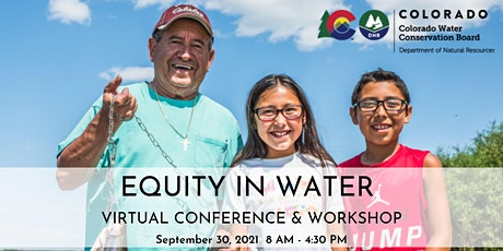 Equity in Water Virtual Workshop and Conference tickets