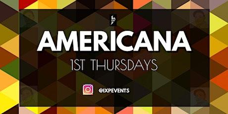 Americana Thursdays at The Cecil (Harlem) tickets