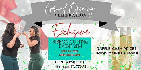 Hair & MUA Suite Grand Opening & Ribbon Cutting tickets