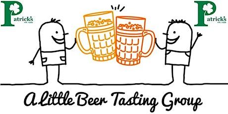 A Little Beer Tasting Group - September 2021 tickets