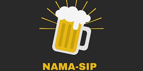 """HashtagLunchBag Seattle & Queen Anne BeerHall's  charity event """" Nama-Sip """" tickets"""