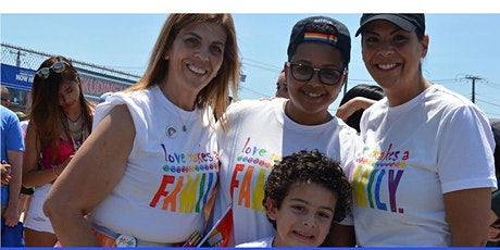 Parents of LGBTQ+ Youth Support Group boletos