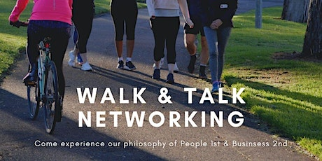 Adelaide Word Of Mouth - Walk & Talk Networking No.6 tickets