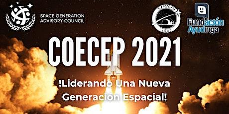Congreso Estudiantil de Ciencias Espaciales de Panamá 2021 boletos
