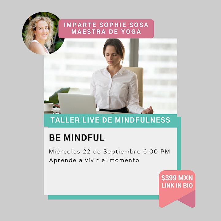 Be Mindful image