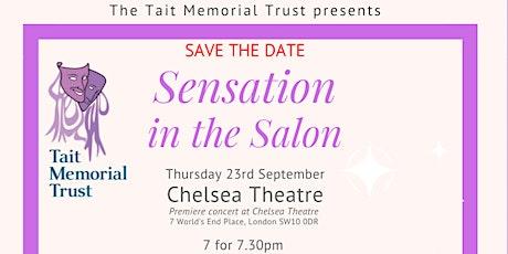 Sensation in the Salon tickets
