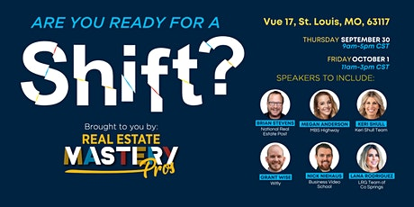Are You Ready For A Shift? Sales Summit 2021 tickets