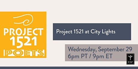 Project 1521 @ City Lights tickets