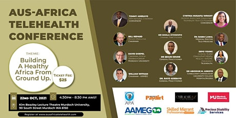 Aus-Africa Telehealth Conference tickets