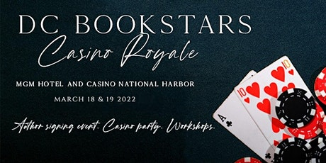 DC Bookstars Casino Royale tickets