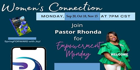 Monday Empowerment tickets