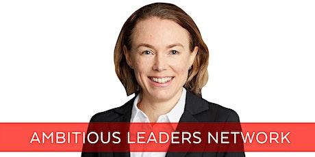 Ambitious Leaders Network Melbourne - Lauren Elliott tickets