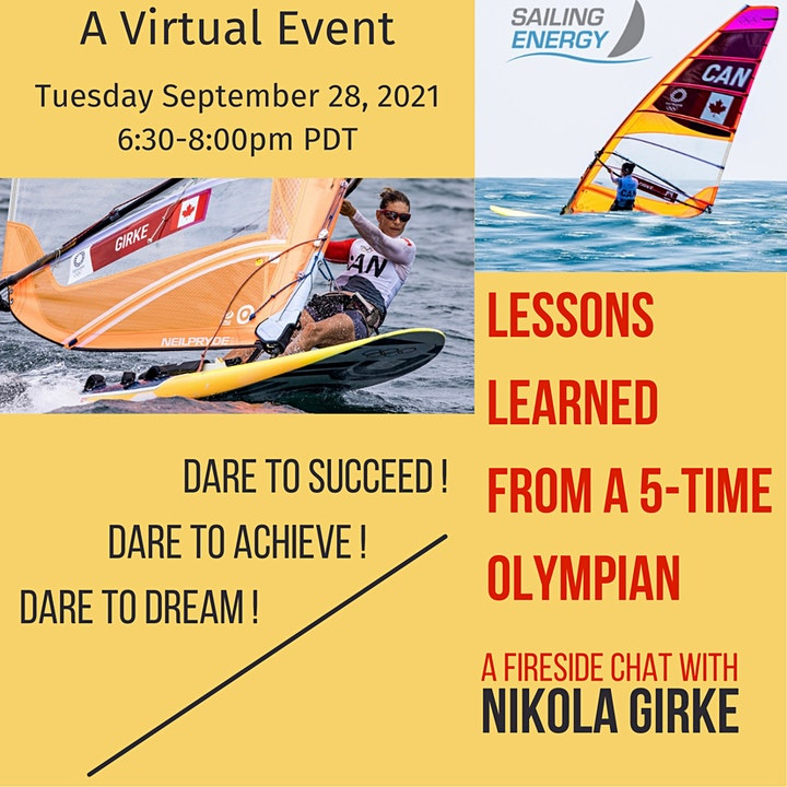 Lessons Learned From a 5-Time Olympian: A Fireside Chat with Nikola Girke image