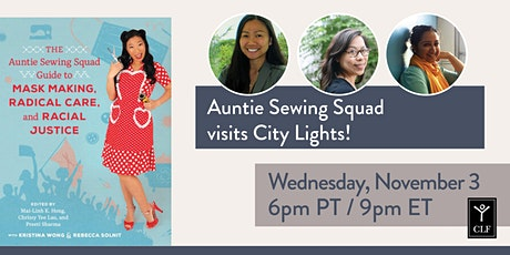 Auntie Sewing Squad visits City Lights! tickets