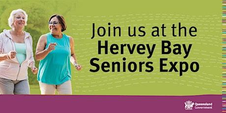 Hervey Bay Seniors Expo tickets