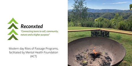 Reconxted - Rites of Passage Camp for teenage boys (14-18 years) tickets