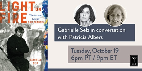 Gabrielle Selz in conversation with Patricia Albers tickets