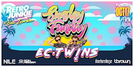 Sunday Funday: EC Twins LIVE @ Retro Junkie tickets