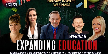 Expanding Education tickets