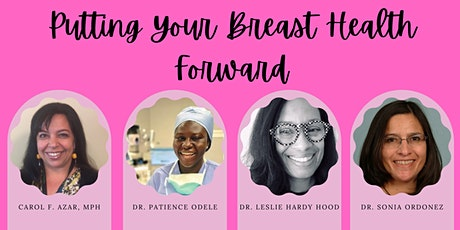 Putting Your Breast Health Forward: A HouseCalls Discussion for BIPOC Women tickets