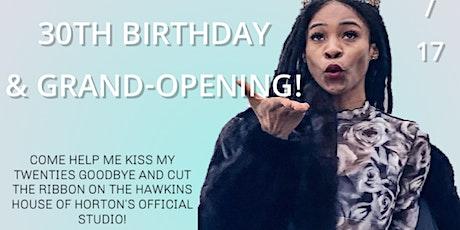 Ribbon Cutting & Birthday Celebration tickets