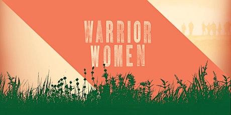 Drive-in Film Screening: Warrior Women tickets