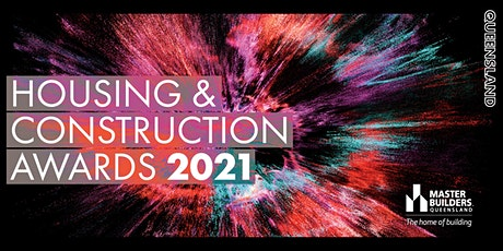 Queensland Housing and Construction Awards 2021 tickets