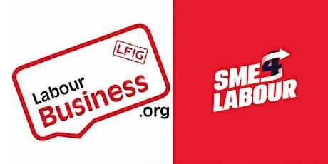 Labour Business Reception tickets