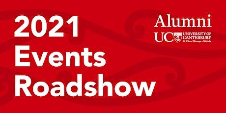 UC Alumni Function in Invercargill tickets