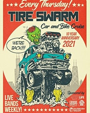 Tire Swarm Car & Bike Show with Full Volume tickets