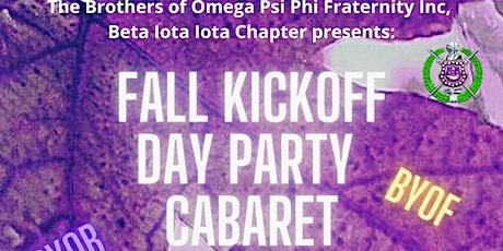 Beta Iota Iota Day Party Cabaret tickets