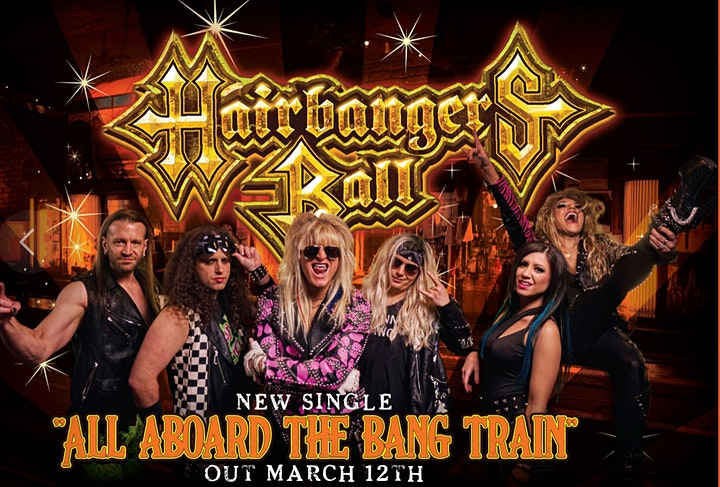 HairBangers Ball at BHouse Live image
